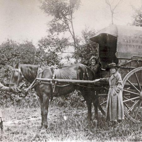 Old Laindon photographs