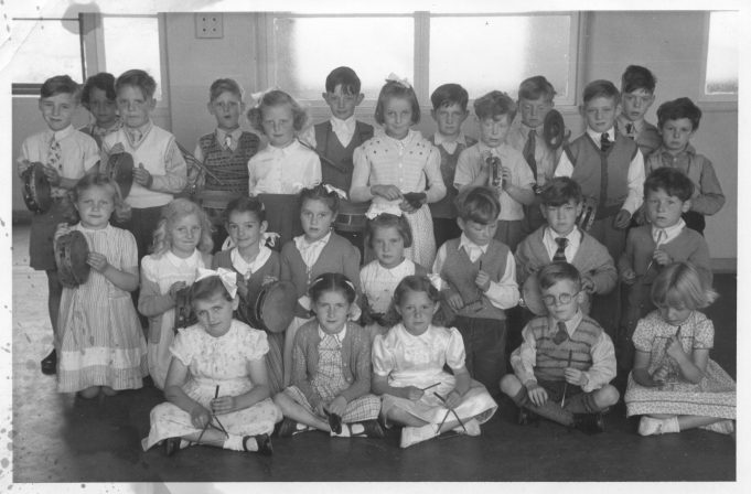 Jessie at Langdon Hills Primary School.