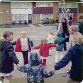 Queen's Silver Jubilee street party, Woomergreen 1977. | Nina Humphrey (nee Burton)