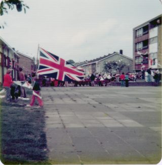 Queen's Silver Jubilee street party, Woolmergreen 1977. | Nina Humphrey (nee Burton)