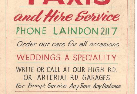 'Mr Laindon - Parky'
