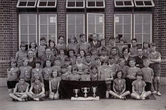 School Sports Teams 1930s | Ann & John Rugg