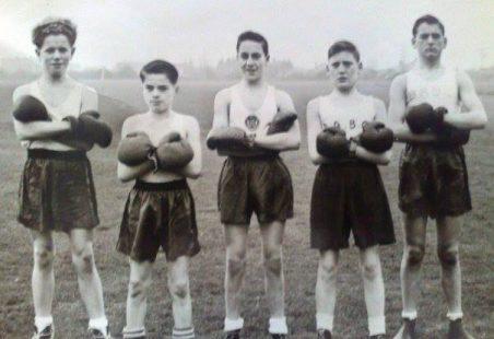 Berry Boys Amateur Boxing Club