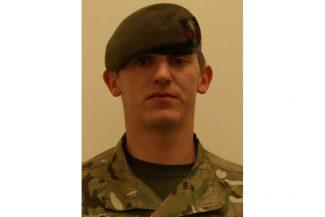 Lance Corporal Davies