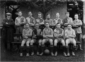 Langdon Hills Football Club 1929-30 | Elaine Childs
