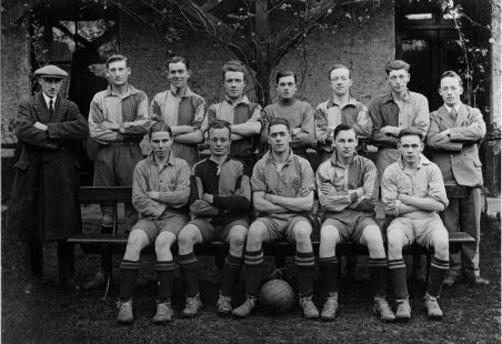 Langdon Hills Football Club 1929-30