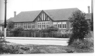 Laindon High Road School 1955