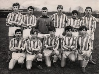 Laindon High Road School Football team | Bob Connell