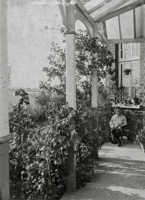 Arnold (Rhys) - 'Morningside', Laindon 1907. | Greg Wass.