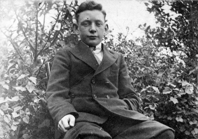 Philip - Laindon 1918. | Greg Wass.