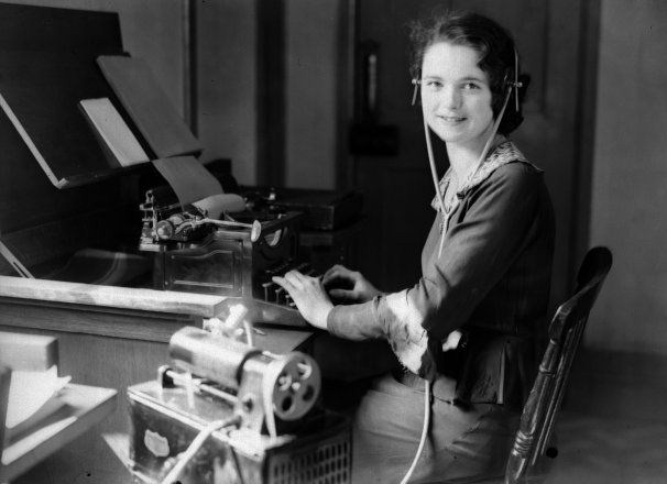 Bella Whitehead 1934