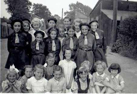 Manor Mission Brownies Late Fifties.