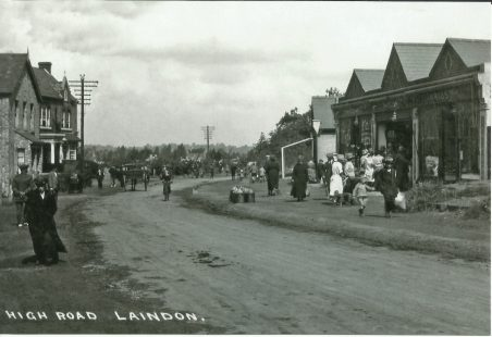 Laindon High Road - Which Year.