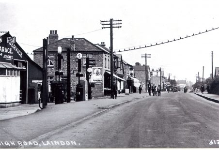 High Road Laindon 1929 - ?