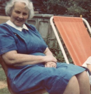 Nurse Broom - District Nurse Midwife - Laindon 1941-1972