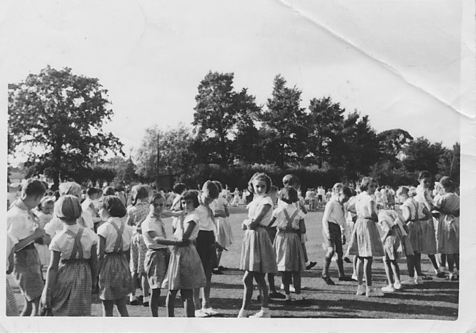 Laindon Park Country Dancing