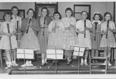 Laindon Park School Recorder Group