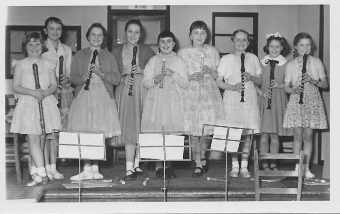 Laindon Park School Recorder Group
