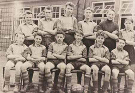 Laindon High Road School Football Team