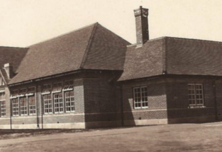 Laindon High Road School 1930s