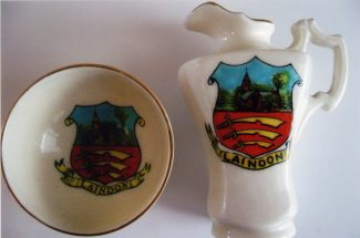 Holiday Souvenirs from Laindon and Langdon Hills