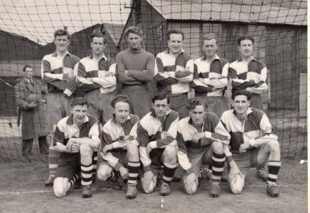 Laindon Football Team