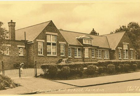 Memories of Langdon Hills Primary School 1948 -1954