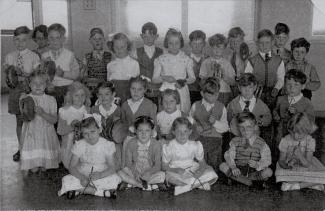 School Band 1952/3? | Joan Baterip (nee Sarfas)