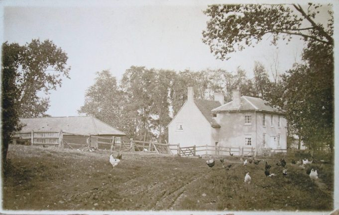 Lee Chapel Farm.  Date unknown.