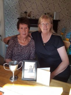 Linda and Janet | Janet Penston