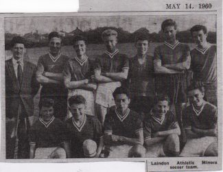 Laindon Athletic Minors | John Lindsey