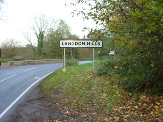 One name or two (Laindon and Langdon Hills) | Ken Porter - 2008