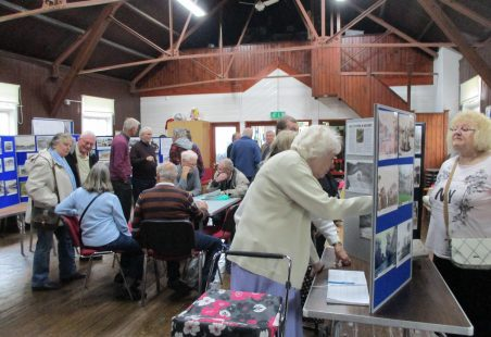 Report and Photos of the Annual Display at the Manor Mission 29.04.17.