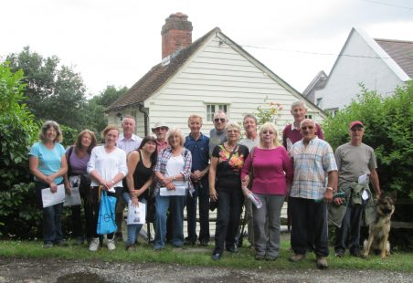 Summer Memory Walk - Old Church Hill