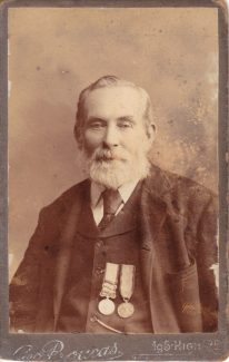 George William Mihill 1838 - 1923