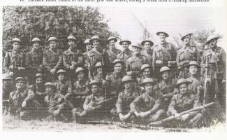 Laindon Home Guard