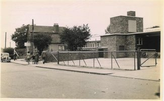 Laindon New Post and sorting Office