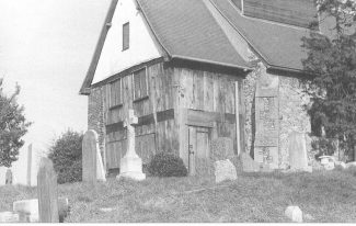 John Puckle's school at St Nicholas Churh