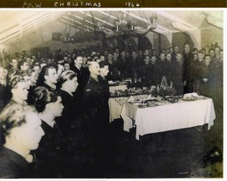 Camp 266 - Christmas party 1946