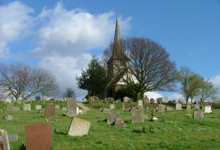 St Nicholas Church - Best Kept Churchyard
