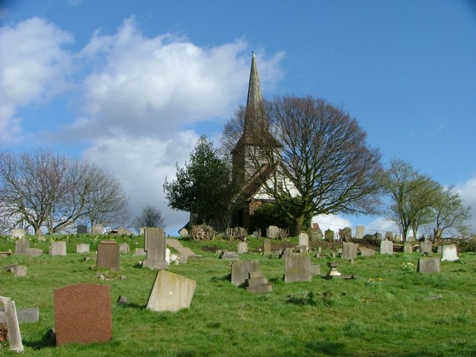 St Nicholas Church Burial Records | Ken Porter 2011
