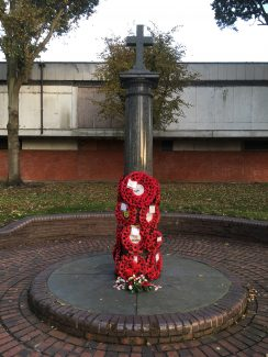 Remembrance Sunday 12th November 2017