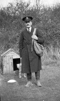 Henry (Dick) Devine - Postman 1952 | Joyce Burton