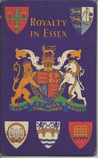 Front cover of the book issued to every Essex School Child