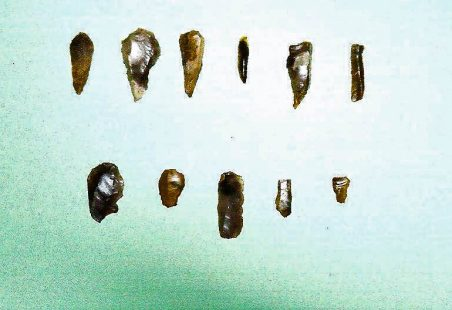 Mesolithic Period (middle stone age) - Langdon Hills