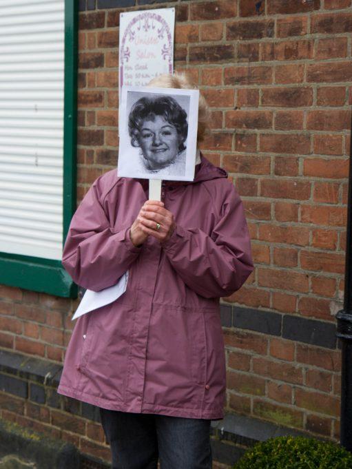 Joan Sims in an anarak? | Colin Humphrey