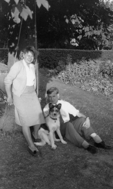 1954-Dragitza, John & Boko | John Geogiadis