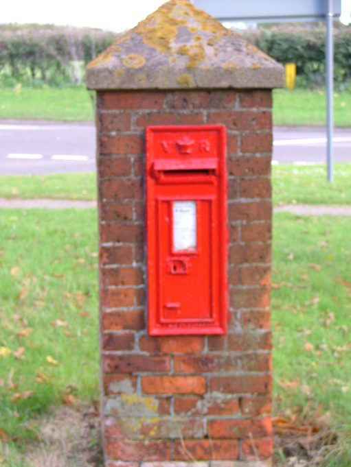 Victorian Post Box | Ken Porter
