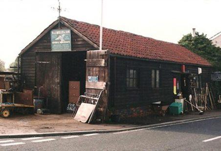 The Blacksmith's