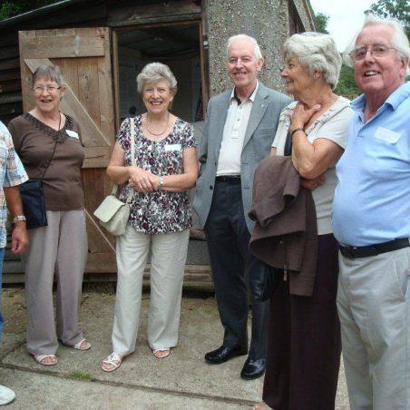 Dunton Reunion 2011 | Andrea Ash